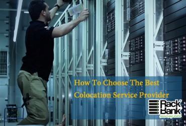 Colocation service providers
