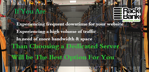 dedicated server hosting india benefitss