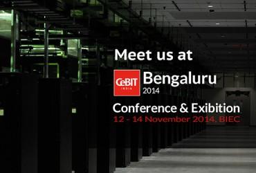 CeBIT India- Rackbank