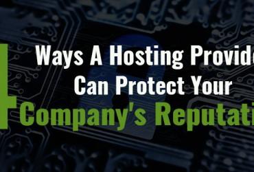 server hosting service provider