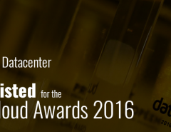 Datacloud Awards 2016