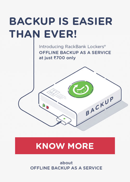 rackbank Offline backup as a service (OBAAS) special offers